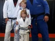 Finn & Sverre met Mathieu Peters en Cadu Francis