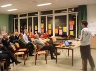 Weerbaarheidstraining 2 Kanaleneiland 24-11-2012